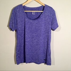 Nike Dri Fit Active Short Sleeve Top